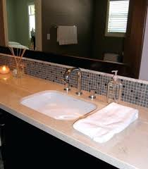 backsplash for bathroom bathroom ideas