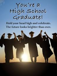 Hold Your Head High And Celebrate High School Graduation