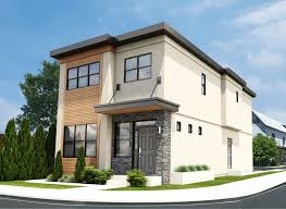 narrow lot modern house plans 60 inspirational stock contemporary house plans for small lots