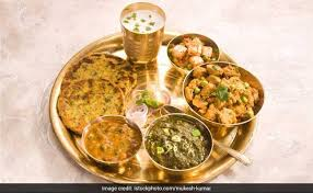 count your calories here s how your average indian lunch thali features on the calorie chart