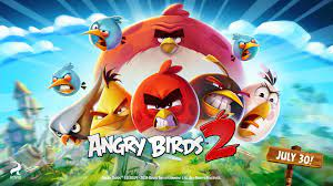Angry Birds 2 Soars Into App Stores July 30