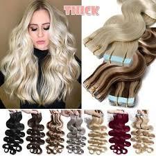 real human hair extensions full head