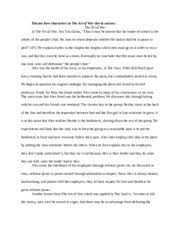 homework babe analysis how behavior changed belief examples  2 pages essay the art of war