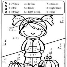 Small Picture Addition Coloring Pages To And Print For adult