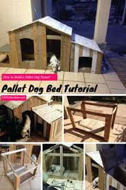 House Made From Pallets How To Build A Pallet Dog House Diy