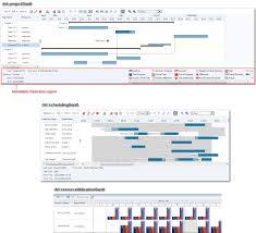 Gantt Chart Components Data Visualization Tools Gantt Chart Components 11 1 1 7 0