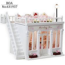 free shipping diy doll house miniature model building kits 3d handmade dollhouse christmas birthday gift toy aliexpresscom buy 112 diy miniature doll house