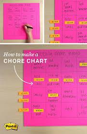 Make Chores More Engaging With This Fun Chore Chart Idea