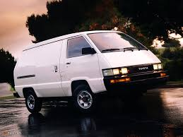 Photos of Toyota Cargo Van 4WD 1987–89 (1024x768)