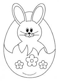 Easter Template Easter Bunny Template Easter Fun Pictures