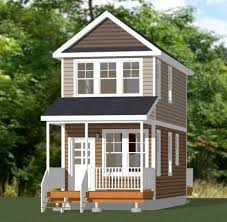 Small Picture 12x28 Tiny House 12X28H2 589 sq ft Excellent Floor Plans