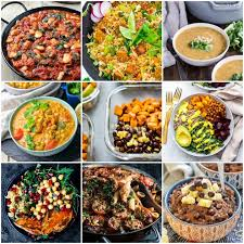 Weekly Lunch Prep 30 Delicious Vegan Meal Prep Recipes Breakfast Lunch