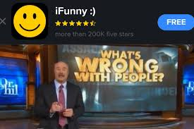 An image tagged dr phil what's wrong with people,dr phil,memes,food,snickers,fried foods. Dr Phil Hates Normies Too Dankmemes
