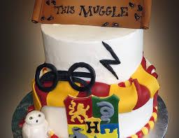 Harry Potter Cake Sweet Somethings Desserts