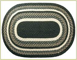 oval bath rugs exciting braided mat set rug stunning oval bath rugs