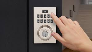 Keyless Entry <b>Smart Lock</b> - Touchscreen & <b>Electronic</b> Deadbolts ...