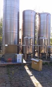 Máy BK Ozone V10 ứng dụng trong tiệt trùng sữa