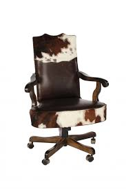 rustic office chair. Ranch Collection Office Chair Rustic H