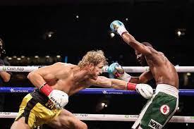 Floyd Mayweather vs Logan Paul full fight video highlights - FIGHTMAG
