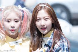 Momolandナユンの髪型髪色はヘアスタイルを総まとめ Kyunkyun