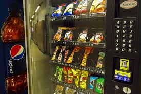 Aramark Vending Machines Classy Bidding Begins On Concordia's Beverage Contract News The Link