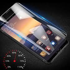 Huawei p20 Phone Protective Film Glory 10 Full Screen <b>HD Blue</b> ...