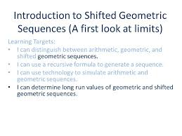Arithmetic And Geometric Sequences Worksheet - Checks Worksheet