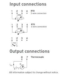 ttec 420pro™ low profile programmable temperature transmitters on 3 Wire Rtd Connection low profile programmable temperature transmitters connections 3 wire rtd connection to plc