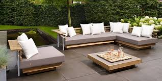 wood outdoor sectional. Wood Outdoor Sectional Sofa \u2013 Fresh Design 2018 / 2019