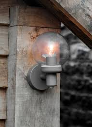 unique wall lighting. The Unique Shape Of Aldgate Outdoor Wall Lamp Comes With A Built In PIR Sensor Lighting