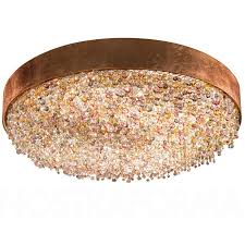 Round Ceiling Light Masiero Ola Pl6 90 Led Ceiling Light