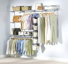 Closet Rubbermaid Homefree Closet Kit Best White Wire Closet