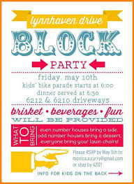 Block Party Flyer Block Party Flyer Templates Cti Advertising