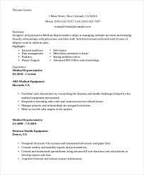 53+ Sales Resume Examples | Free & Premium Templates