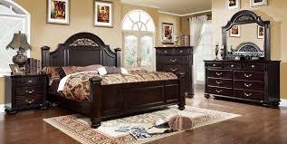 Renaissance Bedroom Furniture Renaissance 5pcbedroom Set Renaissance King Panel Bed Roundhill