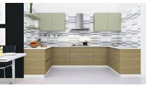 Kitchen Design India Best U Shaped Modular Kitchen Designs In Delhi India MODSPACEin