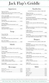 family menu template the family restaurant menu long template archive