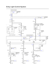 1996 chrysler sebring convertible 2 5l fi sohc 6cyl repair entry light control system electrical schematic 2005