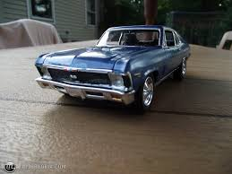 1969 Chevrolet Nova SS 427 id 27733