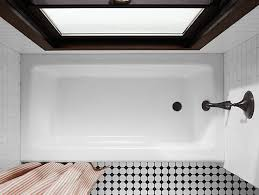 60 x 32 tubs kohler bellwether tub bellwether 60 x 32 alcove bath with integral a