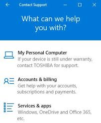 How You Can Get Help In Windows 10