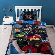 lego ninjago crew single duvet cover bedding set new