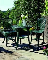 3 pcs garden patio bistro table 2