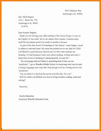 a formel letter letters formats samples fresh informal letter format for school