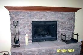 fireplace with tile reface brick fireplace refinish brick fireplace with tile refacing drywall the awesome reface