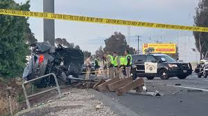 Four killed in possible street racing crash on the 710 Freeway ...