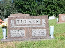Iva M. Hollen Tucker (1888-1968) - Find A Grave Memorial
