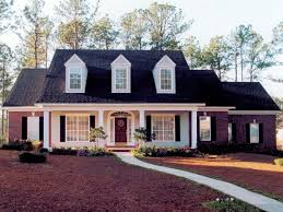 cape cod house plans with dormers beautiful salina southern home of cape cod house plans with