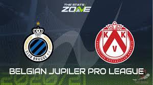 2020-21 Belgian Jupiler Pro League – Club Brugge vs Kortrijk Preview &  Prediction - The Stats Zone