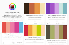 Colour Swatches For Designers 51 Best Color Sites For Graphic Designers Print Magazine
